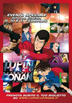 Lupin iii vs detective conan (2013)
