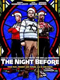 The Night Before Stream