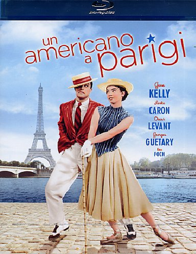 Un americano a Parigi (1951)