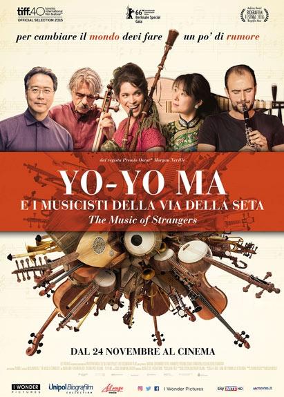 The Music of Strangers: Yo Yo Ma e i musicisti della via della seta (2016)