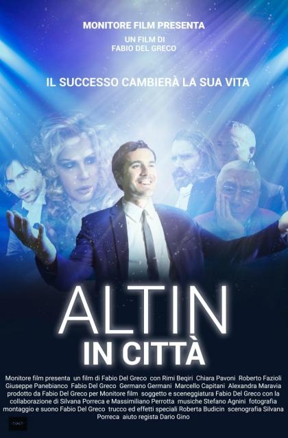 Altin in città (2017)