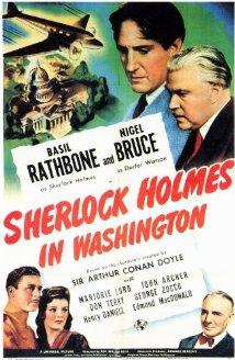 Sherlock Holmes a Washington (1943)