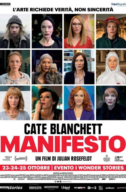Manifesto Stream