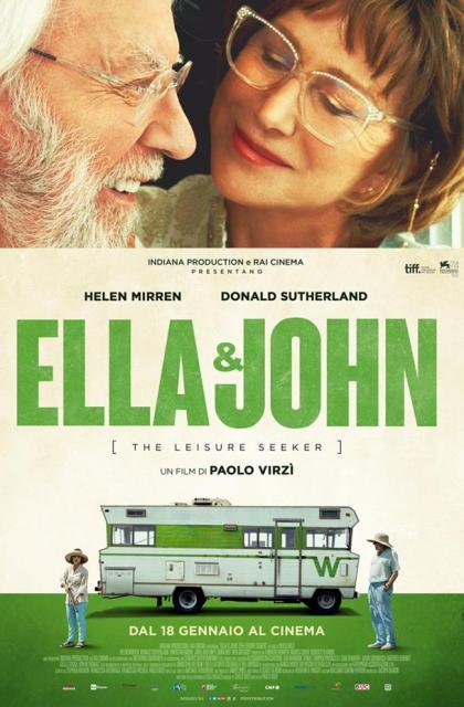 Ella & John - The Leisure Seeker (2018)