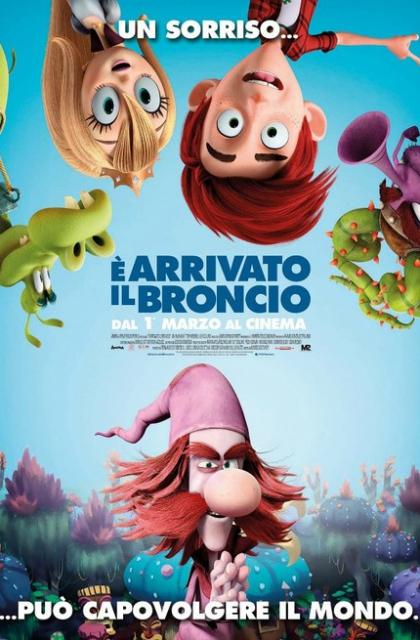 È arrivato il Broncio (2018)