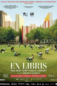 Ex Libris: New York Public Library (2017)