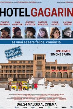 Hotel Gagarin (2017)