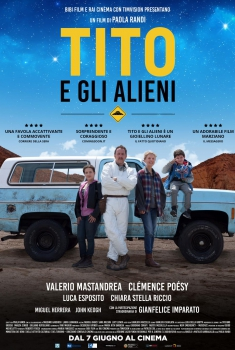 Tito e gli alieni (2017)