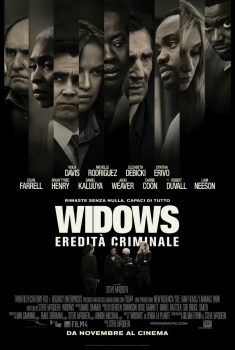Widows - Eredità Criminale (2018)