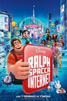 Ralph 2 Spacca Internet (2018)