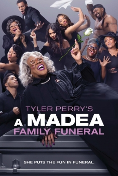Tyler Perry's A Madea Family Funeral (2019)