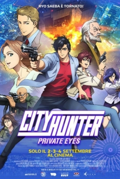 City Hunter: Private Eyes (2019)