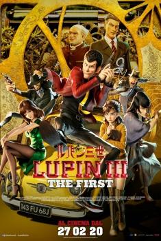 Lupin III - The First (2020)