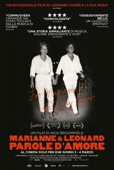 Marianne e Leonard. Parole d'amore (2020)