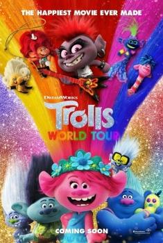 Trolls 2 - Wolrd Tour (2020)