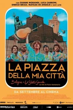 La piazza della mia città - Lo Stato Sociale (2020)