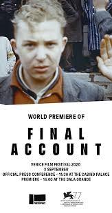 Final Account (2020)