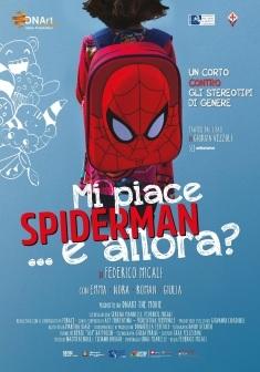 Mi piace Spiderman e allora? (2021)