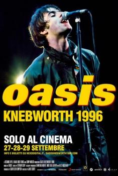 Oasis. Knebworth 1996 (2021)