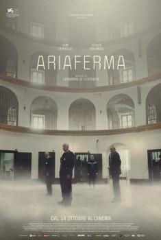 Ariaferma (2021)